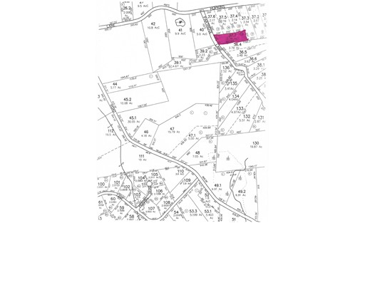 Land for Sale at 37 Partridge Lane 37 Partridge Lane Becket, Massachusetts 01223 United States