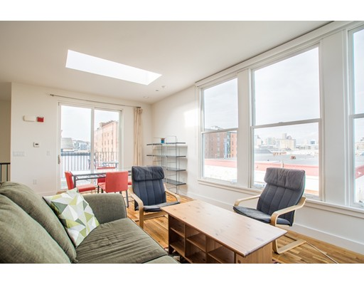 Picture 1 of 557 East Second Unit 1 Boston Ma  2 Bedroom Condo#
