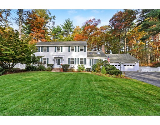 Picture 1 of 288 Border Rd  Concord Ma  4 Bedroom Single Family#