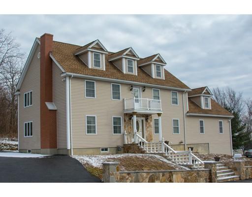 Maison unifamiliale pour l Vente à 34 Wrentham Road 34 Wrentham Road Worcester, Massachusetts 01602 États-Unis