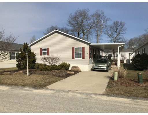 Single Family Home for Sale at 18 Blackbird Street 18 Blackbird Street Tiverton, Rhode Island 02878 United States