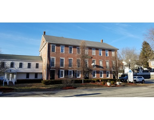 Condominium for Sale at 104 E Hartford Avenue 104 E Hartford Avenue Uxbridge, Massachusetts 01569 United States