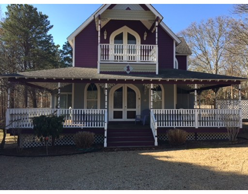 Single Family Home for Sale at 1 Winemack Street 1 Winemack Street Oak Bluffs, Massachusetts 02557 United States
