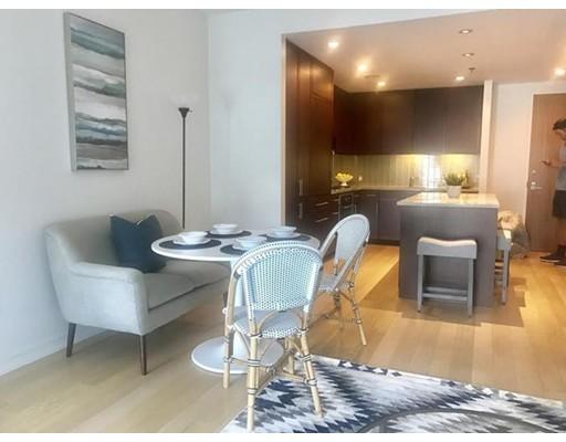 Picture 2 of 580 Washington St Unit 1410 Boston Ma 2 Bedroom Condo