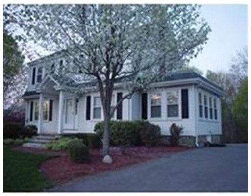 Single Family Home for Rent at 784 County Street Taunton, 02780 United States
