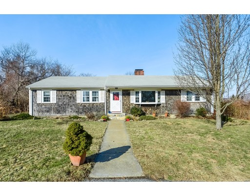 Single Family Home for Sale at 25 Old Main Road 25 Old Main Road Little Compton, Rhode Island 02837 United States