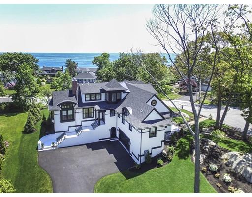 Casa Unifamiliar por un Venta en 1 Cliff Road 1 Cliff Road Swampscott, Massachusetts 01907 Estados Unidos