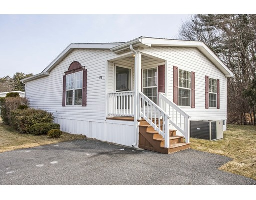 Single Family Home for Sale at 178 Bumila Drive 178 Bumila Drive Raynham, Massachusetts 02767 United States