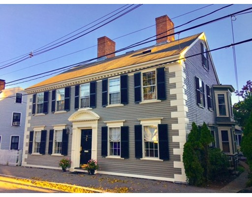 Single Family Home for Sale at 16 Franklin Street 16 Franklin Street Marblehead, Massachusetts 01945 United States