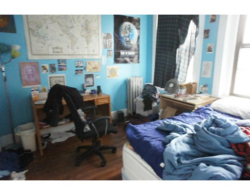Частный односемейный дом для того Аренда на 1258 Commonwealth Avenue 1258 Commonwealth Avenue Boston, Массачусетс 02134 Соединенные Штаты