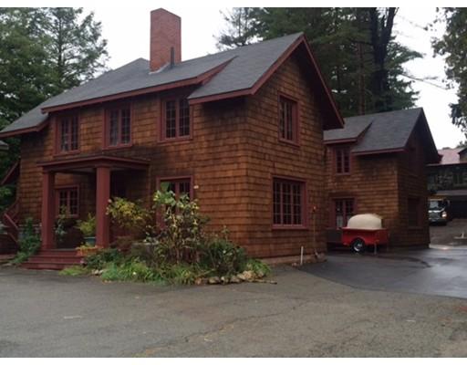 Casa Unifamiliar por un Alquiler en 24 Asbury Topsfield, Massachusetts 01983 Estados Unidos