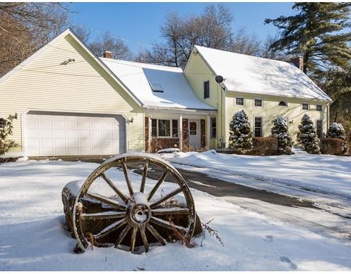 Single Family Home for Sale at 33 Brandywine Drive 33 Brandywine Drive Belchertown, Massachusetts 01007 United States