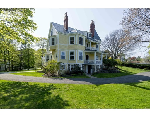 Single Family Home for Sale at 179 BEACH BLUFF AVENUE Swampscott, Massachusetts 01907 United States