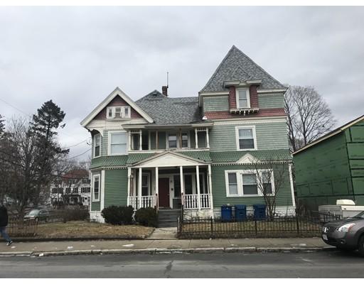 Многосемейный дом для того Продажа на 217 Jackson Street 217 Jackson Street Lawrence, Массачусетс 01841 Соединенные Штаты