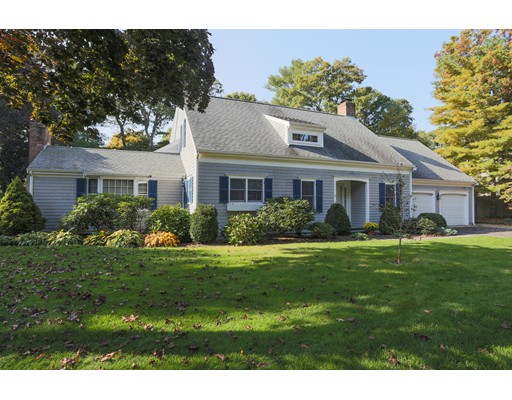 Casa Unifamiliar por un Venta en 7 Mayflower Barnstable, Massachusetts 02655 Estados Unidos