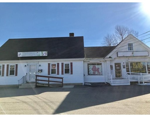 Comercial por un Venta en 9 Cape Road 9 Cape Road Taunton, Massachusetts 02780 Estados Unidos