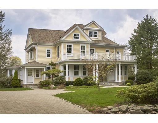 Частный односемейный дом для того Продажа на 106 Love Lane 106 Love Lane Weston, Массачусетс 02493 Соединенные Штаты