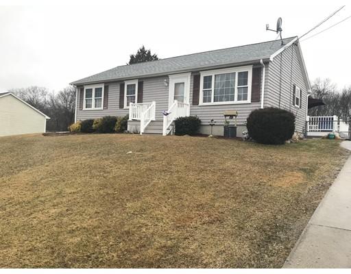 Single Family Home for Sale at 50 Jaime Lynn Lane 50 Jaime Lynn Lane Swansea, Massachusetts 02777 United States