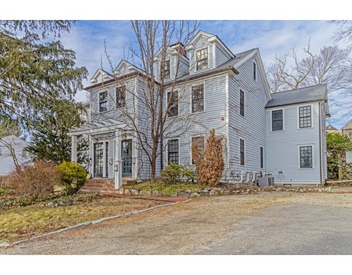 Condominium for Sale at 110 Elm Street 110 Elm Street Cohasset, Massachusetts 02025 United States