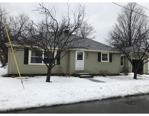 Single Family Home for Sale at 486 Twichell Street 486 Twichell Street Athol, Massachusetts 01331 United States