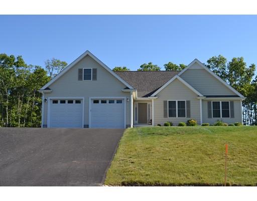 Частный односемейный дом для того Продажа на 172 Ironwood Road 172 Ironwood Road Pembroke, Массачусетс 02359 Соединенные Штаты