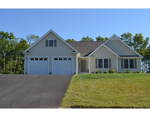 Single Family Home for Sale at 172 Ironwood Road 172 Ironwood Road Pembroke, Massachusetts 02359 United States