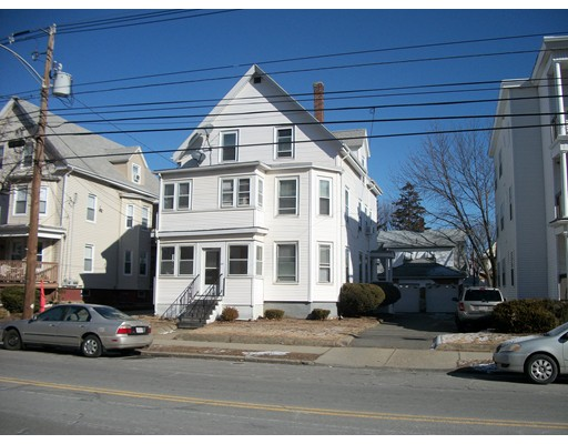 Multi-Family Home for Sale at 467 Eastern Avenue 467 Eastern Avenue Lynn, Massachusetts 01902 United States