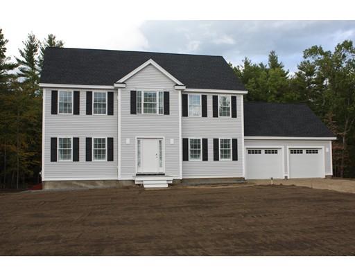 Maison unifamiliale pour l Vente à 67 Chapman Street 67 Chapman Street Dunstable, Massachusetts 01827 États-Unis
