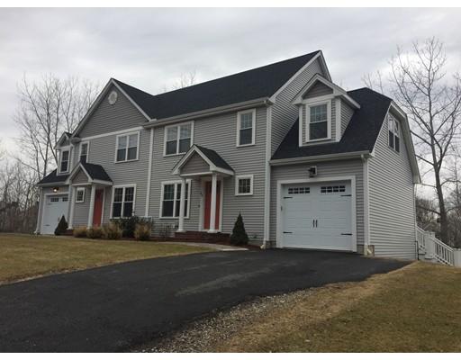 Casa unifamiliar adosada (Townhouse) por un Alquiler en 53 Spring #53 53 Spring #53 Walpole, Massachusetts 02081 Estados Unidos
