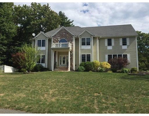 Single Family Home for Sale at 16 Londonderry Lane 16 Londonderry Lane Georgetown, Massachusetts 01833 United States