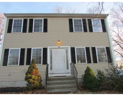 Single Family Home for Rent at 55 Glenrose Ave. #55 55 Glenrose Ave. #55 Braintree, Massachusetts 02184 United States