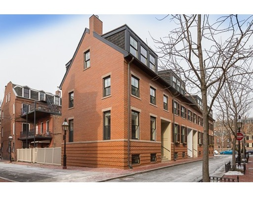 Single Family Home for Sale at 7 Cumston Street 7 Cumston Street Boston, Massachusetts 02118 United States
