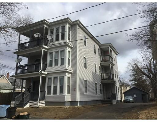 多户住宅 为 销售 在 12 second street 布罗克顿, 02301 美国