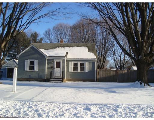 独户住宅 为 出租 在 13 Edison Avenue 13 Edison Avenue Seekonk, 马萨诸塞州 02771 美国