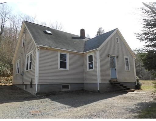 Частный односемейный дом для того Продажа на 15 Woronoco Road 15 Woronoco Road Blandford, Массачусетс 01008 Соединенные Штаты