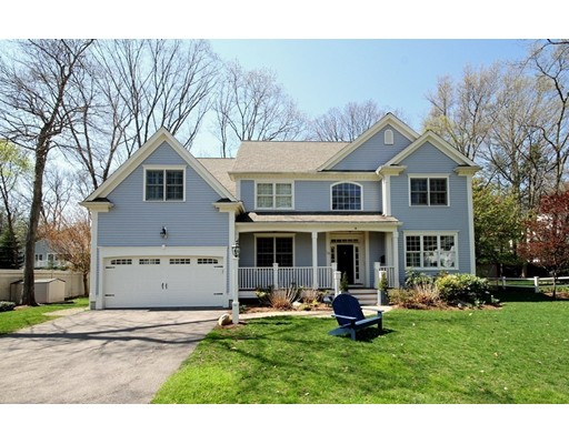 Picture 1 of 14 Haven  Wellesley Ma  5 Bedroom Single Family#