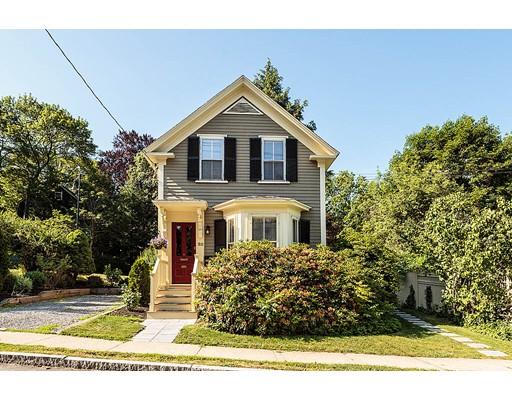 Частный односемейный дом для того Аренда на 25 Myrtle Street 25 Myrtle Street Winchester, Массачусетс 01890 Соединенные Штаты