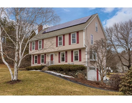Picture 2 of 8 Villanova Dr  Westford Ma 4 Bedroom Single Family