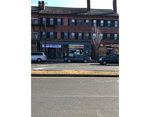 商用 为 销售 在 463 Streetate Street 463 Streetate Street Springfield, 马萨诸塞州 01105 美国