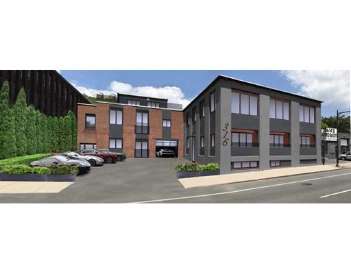 Appartement en copropriété pour l Vente à 50 Wilson Street 50 Wilson Street Worcester, Massachusetts 01604 États-Unis