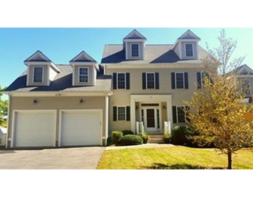 Single Family Home for Sale at 1 Azalea Circle 1 Azalea Circle Natick, Massachusetts 01760 United States