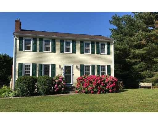 1 Ivy Lane, Franklin, MA 02038