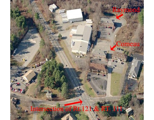 Commercial للـ Rent في 20 Mary Clark Drive 20 Mary Clark Drive Hampstead, New Hampshire 03841 United States