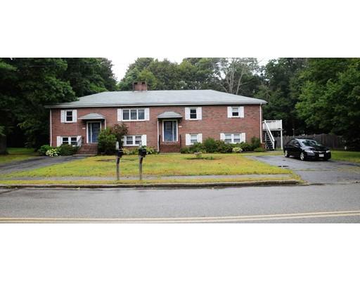 Casa Multifamiliar por un Venta en 51 Mary Lane 51 Mary Lane Bridgewater, Massachusetts 02324 Estados Unidos