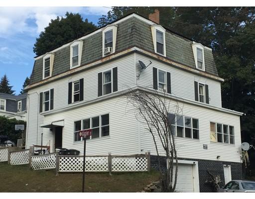 多户住宅 为 销售 在 7 Glazier Street 7 Glazier Street Gardner, 马萨诸塞州 01440 美国