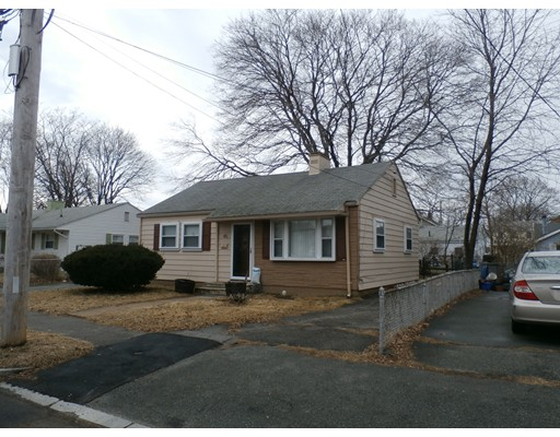 Picture 3 of 45 Bowdoin St  Malden Ma 2 Bedroom Single Family