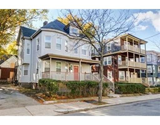 Частный односемейный дом для того Аренда на 35 Holborn St. #0 35 Holborn St. #0 Boston, Массачусетс 02121 Соединенные Штаты