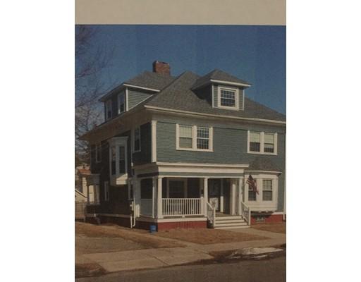 Casa Unifamiliar por un Venta en 7 Dorchester Street Springfield, Massachusetts 01109 Estados Unidos