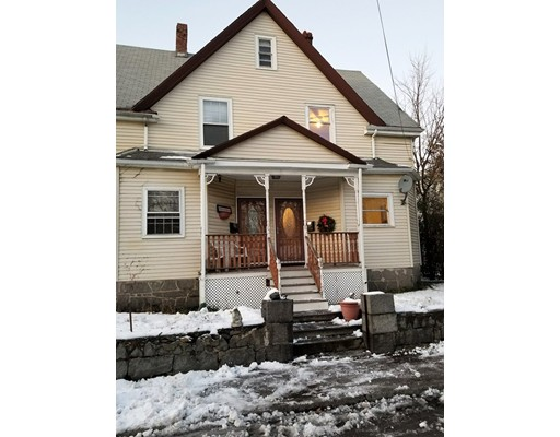 Casa unifamiliar adosada (Townhouse) por un Alquiler en 61 Garfield St #61 61 Garfield St #61 Quincy, Massachusetts 02169 Estados Unidos