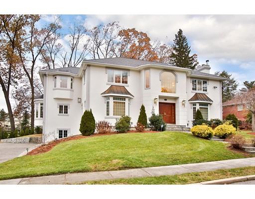 Maison unifamiliale pour l à louer à 30 FAIRHAVEN 30 FAIRHAVEN Newton, Massachusetts 02459 États-Unis